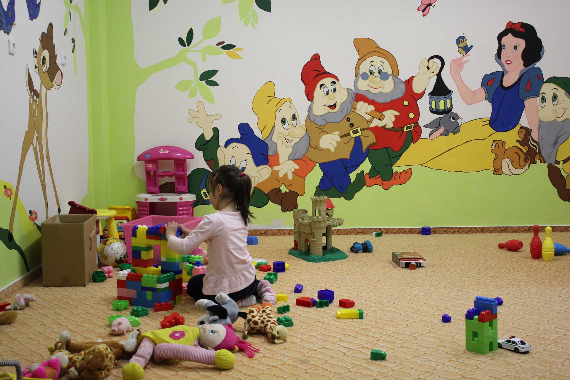 Detský kútik Apartmány Lomnica